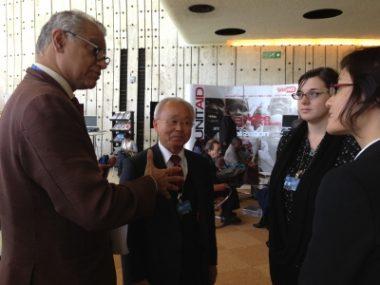 国連人権理事会での福島「健康への権利」報告書発表の会合に参加します