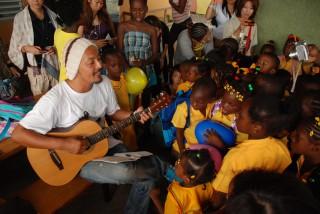 【支援物資募集】第92回ピースボート ジャマイカの子どもたちに楽器を届けよう