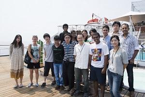 2014年夏期 地球大学特別プログラム報告書