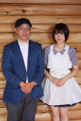 おりづるプロジェクトに、北乃きいさんと日向寺太郎監督から応援メッセージをいただきました!