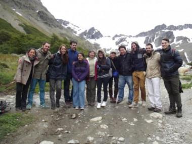 持続可能な未来をテーマに、チリとアルゼンチンの若者がピースボートに乗しました