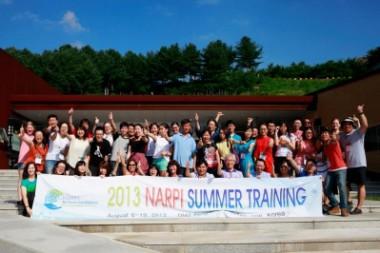 東北アジア地域平和構築インスティテュート、夏期トレーニングを開催しました