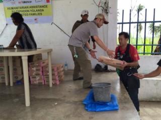 フィリピン台風30号緊急支援 派遣スタッフ報告会を開催します