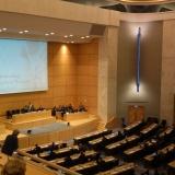 国連の核不拡散会合で、ピースボートのおりづるプロジェクトが紹介されました