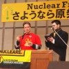 世界核被害者フォーラムの様子が新聞、テレビで報じられました