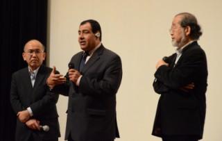 パレスチナ人医師 イゼルディンさんの講演会「憎まない生き方」に500人が来場されました