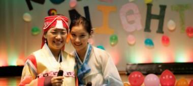 ピース&グリーンボートの日韓交流の様子が、朝日新聞デジタルで紹介されました