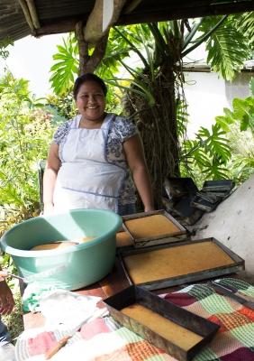 エルサルバドルで持続可能な生き方を学ぶ