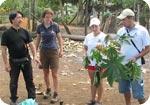 第1回目 ガラパゴスで植林しました(2007年)
