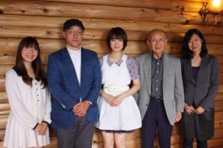 北乃きいさんと日向寺太郎監督からの応援メッセージをいただきました