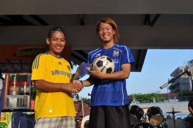 ピースボールプロジェクト活動報告2011