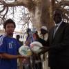 ピースボールプロジェクト活動報告2012