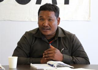 カンボジアの地雷被害者セム・ソワンタさんが来日、 24日から28日まで全国で講演会を行います