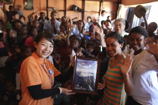 【支援物資募集】第90回ピースボートで訪れる国々に届けます
