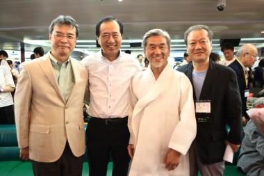 菅直人元首相のPEACE&GREEN BOAT参加が報じられています
