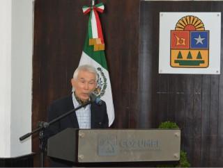 メキシコ・コスメル市で平和式典を実施、ピースボートに「コスメル平和名誉市民」の称号が授与されました