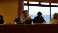 長崎でのパグウォッシュ会議に参加し、核兵器禁止への議論を進めました