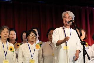 戦後70年目の日韓クルーズ、報告書ができました〜PEACE&GREEN BOAT2015