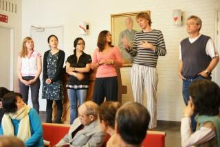 海の上の教員志望者向けプログラム Global Teachers Collegeとは
