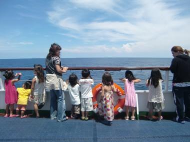 「子どもの家」プログラム 2016年夏のクルーズで募集しています