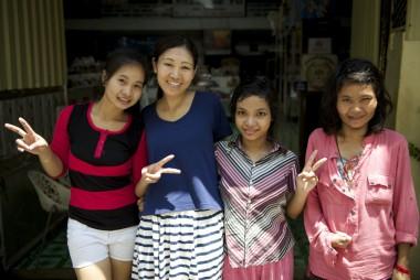 2/28 わたしがつくるHAPPY!カンボジアの女性障がい者と共に【大阪】