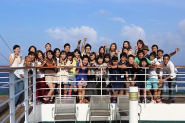 【寄付金のお願い】夏休みクルーズ 福島の子どもたちが東アジアを回ります