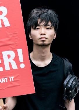 4/27 奥田愛基さんに聞く なんでSEALDsやってるの?