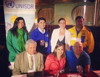 ラテンアメリカで、「災害に強い都市作り」のための会議を開催しました