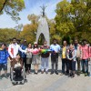 ショートクルーズにて世界6カ国の若者が洋上地球市民フォーラムに参加しました