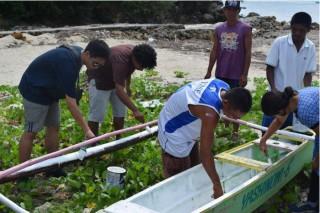 地球大学「特別プログラム」でフィリピンの被災地を訪れました