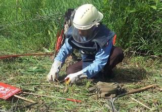 「カンボジアから地雷をなくそう100円キャンペーン」小学校予定地の地雷除去が終了しました