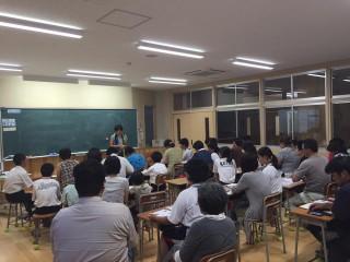 被災した熊本県南阿蘇村の小中学生25名が、夏休みに東アジアをめぐる船旅に出発します