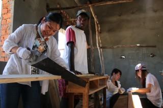 【支援物資活動レポート】第90回ピースボート地球一周の船旅