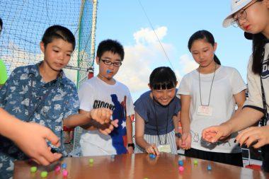福島子どもプロジェクト2016夏・国境を越えた子どもたち