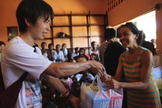 【支援物資募集】第93回ピースボートで訪れる国々に届けます