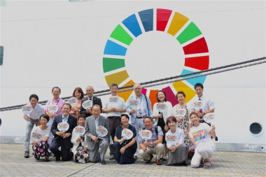 ピースボートと国連SDGsアクションキャンペーンがパートナーシップを結びました