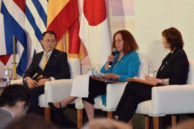 メキシコで平和首長会議の国際フォーラムに参加しました