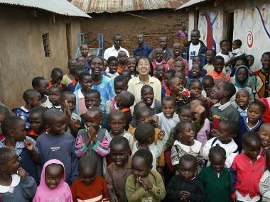 11/17 アフリカのスラムに学校を作る~子どもたちの笑顔、命の輝き〜