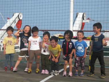 【94回クルーズ】洋上保育園「ピースボート子どもの家」プログラムを実施します