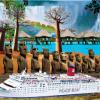 ピースボート第100回記念クルーズは、待望の南半球航路!