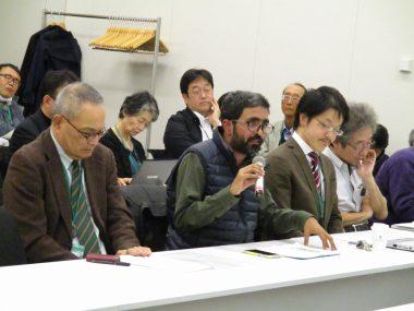 原発輸出を可能とする日印原子力協定に反対しています