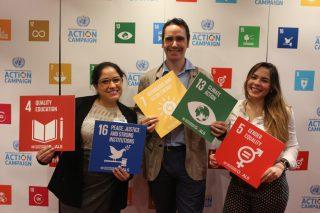 国連と共催で、SDGsを広める船上フェスティバルを開催しました -ニューヨーク報告