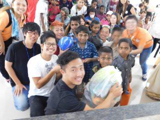 【支援物資活動レポート】第92回ピースボート地球一周の船旅