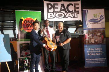 【支援物資活動レポート】ジャマイカの子どもたちに楽器を届けよう