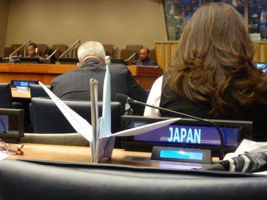 5/10 なんで日本は参加しないの?-国連「核禁止条約」の舞台裏ー