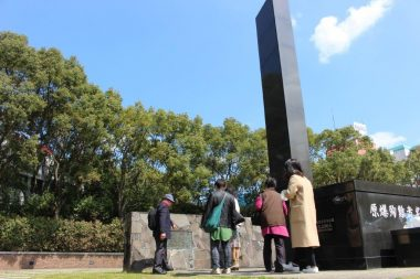 第10回「ヒバクシャ地球一周 証言の航海」の参加メンバーが決まりました~4/11 非核特使委嘱式と記者会見