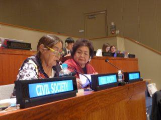 核兵器禁止条約の交渉会議に参加しました