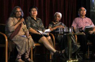 エラ・ガンジーと一緒に ー未来のために「平和の海」を―