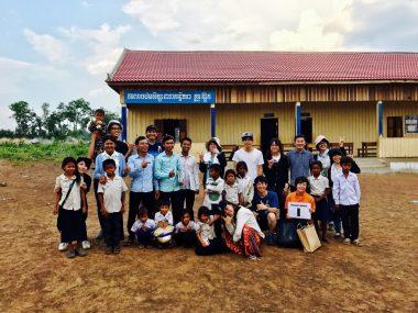 カンボジアで地雷問題に取り組む人々に出会うツアーを開催しました