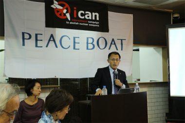 ICANのノーベル平和賞受賞が大きく報道されました(2017年10月の報道)